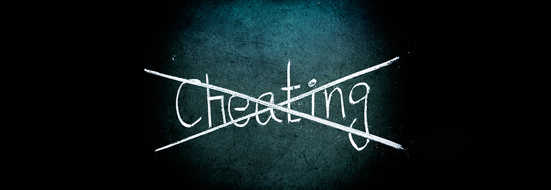 prevent cheating